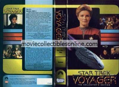 Star Trek Voyager VHS - 37's, Initiations