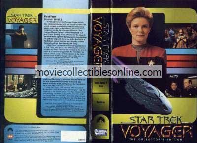 Star Trek Voyager VHS - Blood Fever, Unity